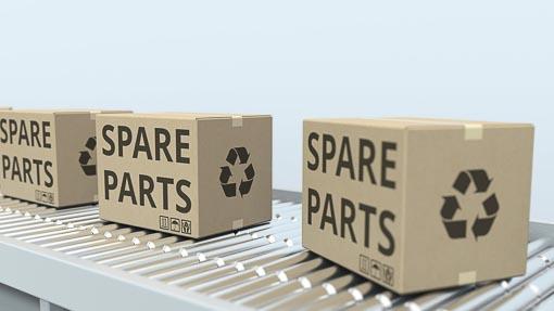 Nupac Spare Parts
